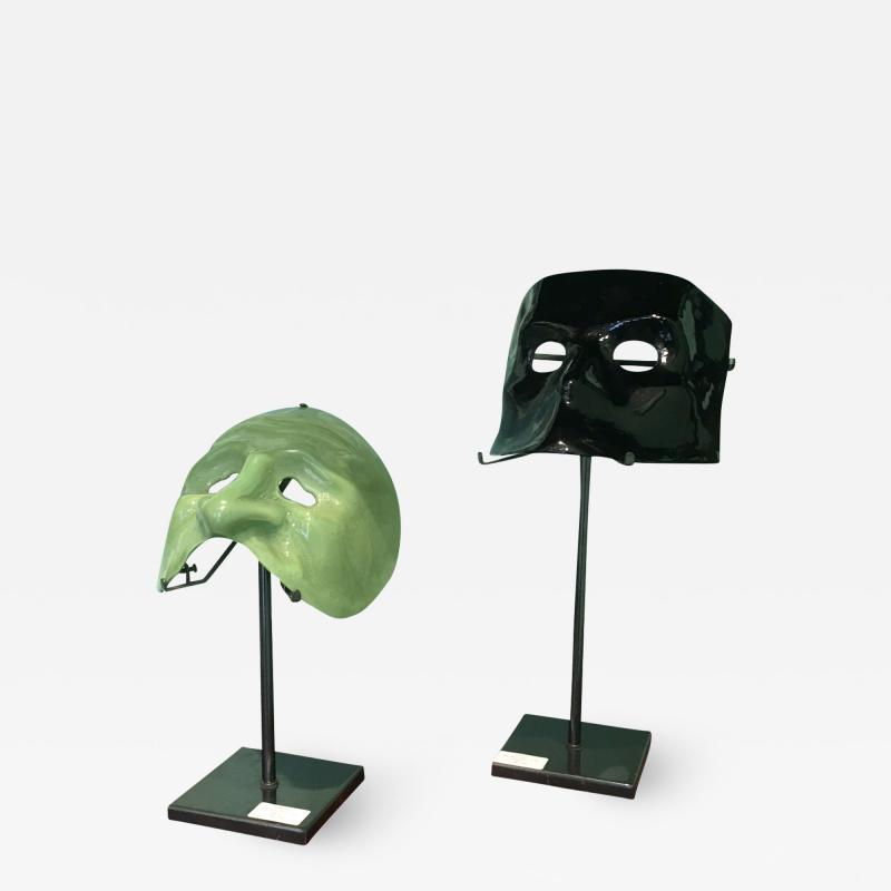 Venini Venini Glass Masks