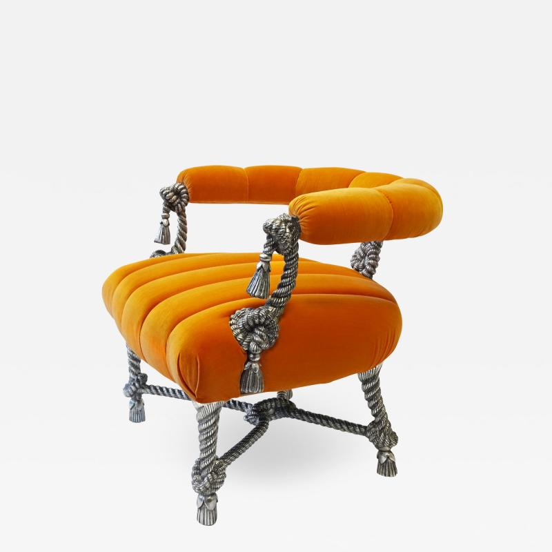 Victoria Son Cable Chair