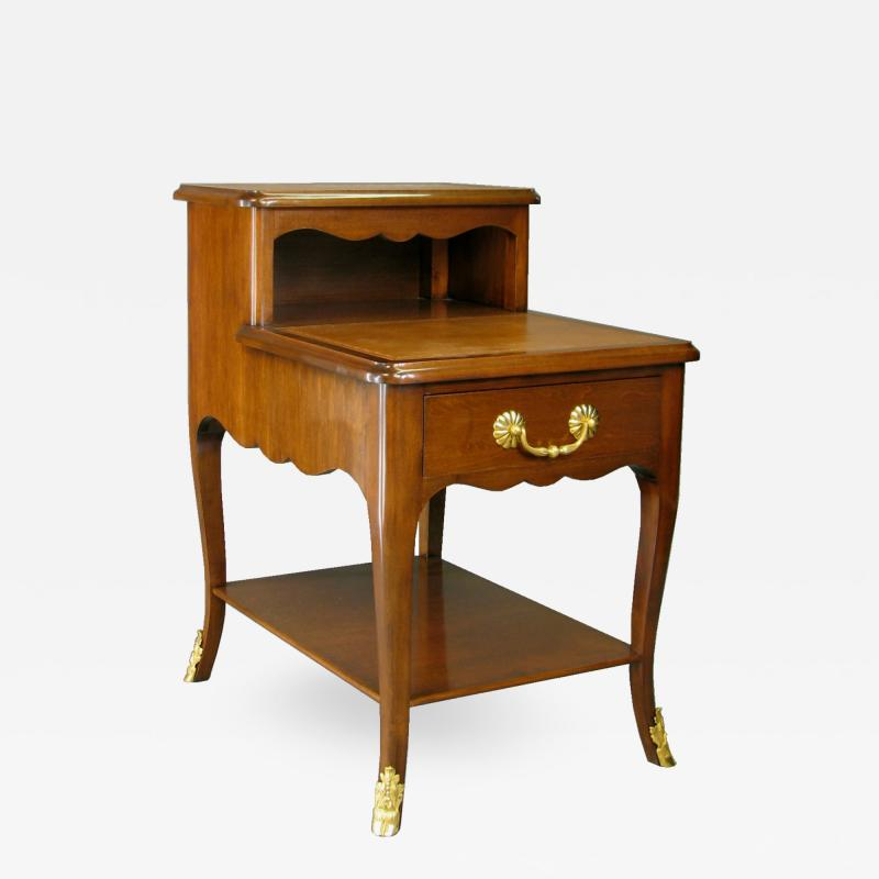 Victoria Son Louis XV Style Kelly Step Night Table