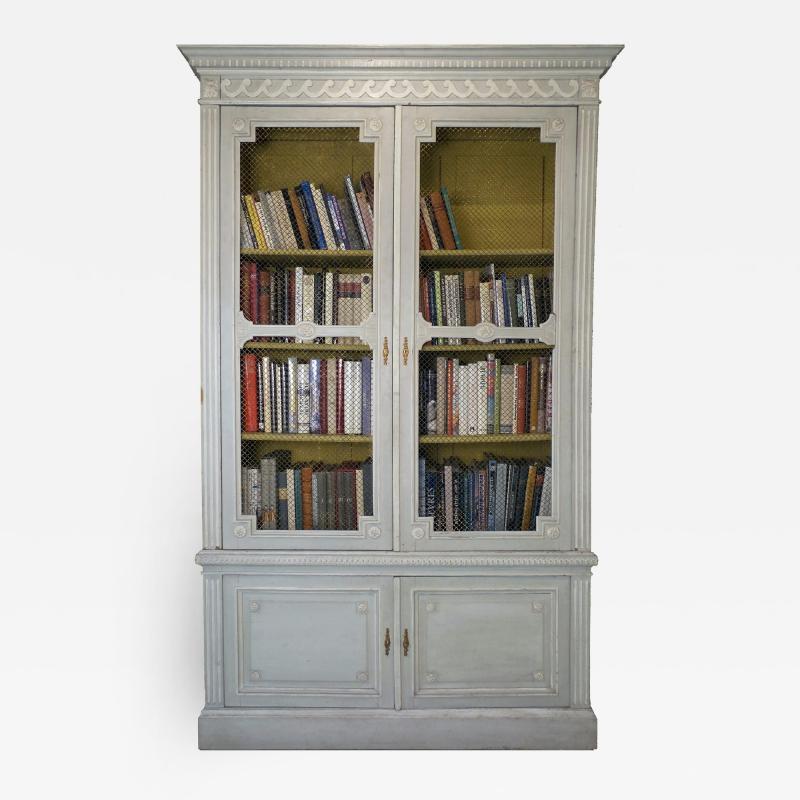 Victoria Son Louis XVI Style Bookcase