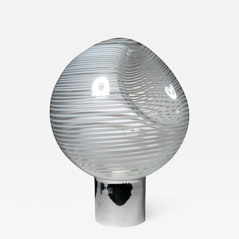 Vistosi Table Lamp Model L276 by Vetreria Vistosi