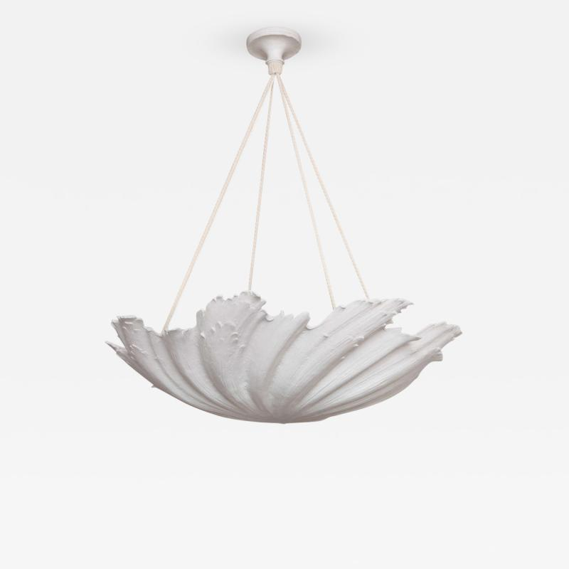 W P Sullivan Inc The Shell Chandelier by WP Sullivan