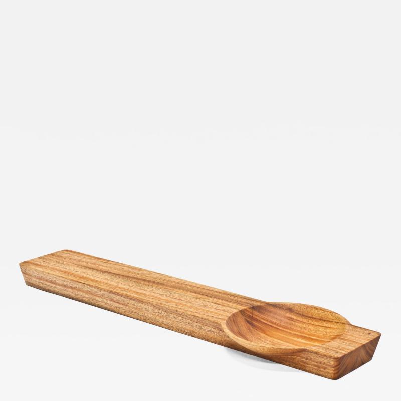 Wooda Kafi 1 in Mahogany by Martin Leugers Tricia Wright for Wooda