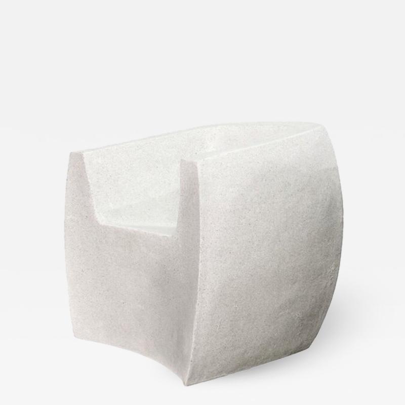 Zachary A Design Van Dyke Curved Chair