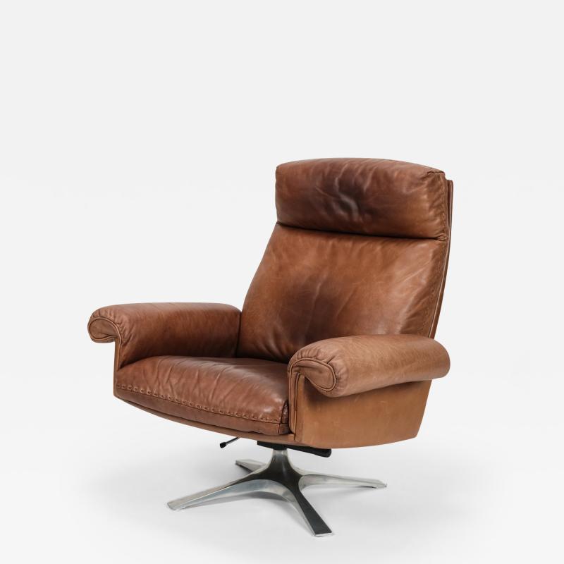 de Sede De Sede DS 31 High back armchair leather 70s