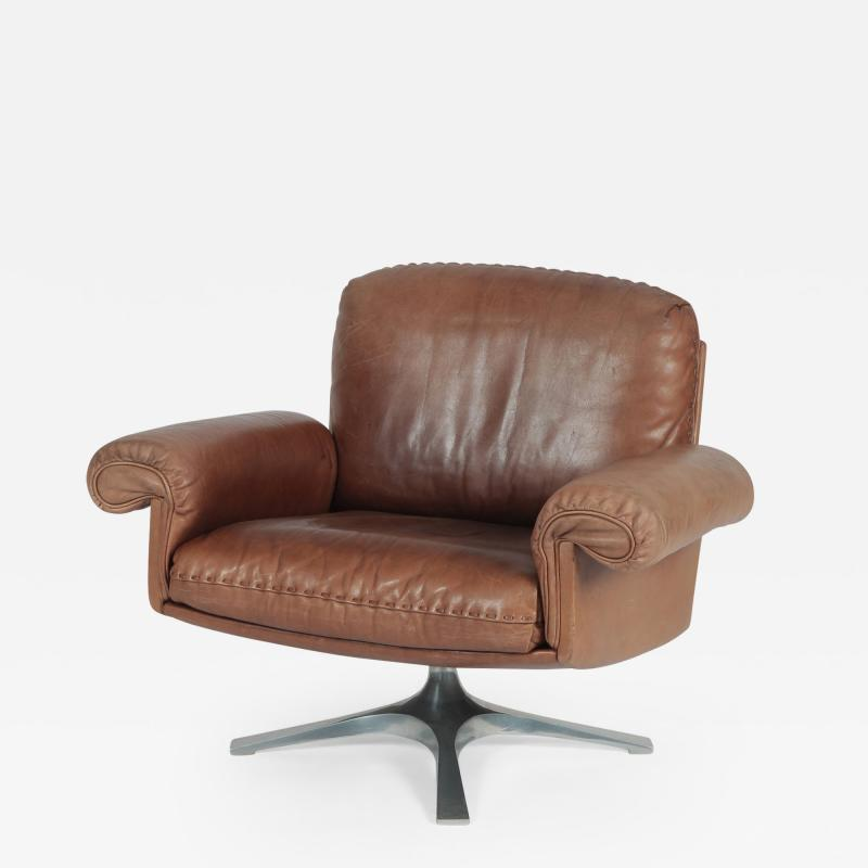 de Sede De Sede DS 31 single armchair 70s