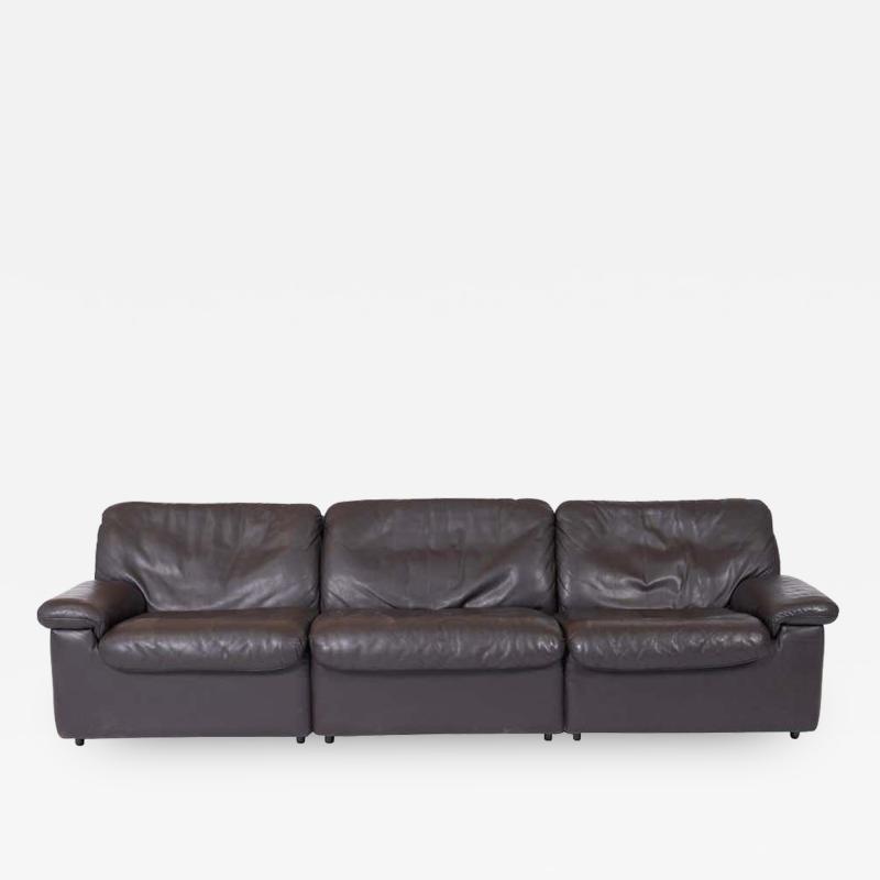 de Sede De Sede Leather Sofa DS 66