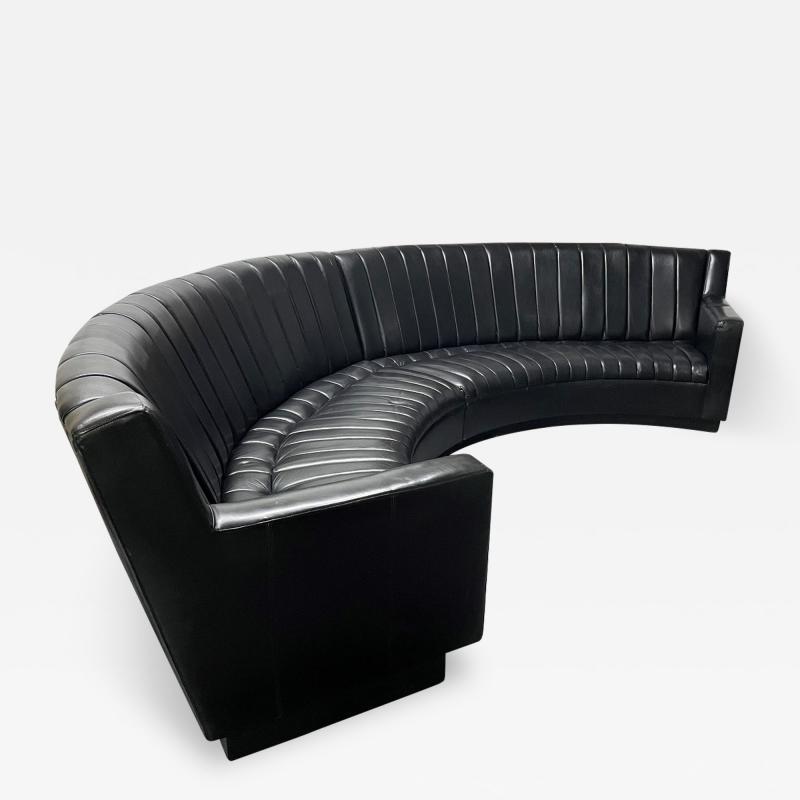 de Sede Leather Sectional Sofa De Sede Style