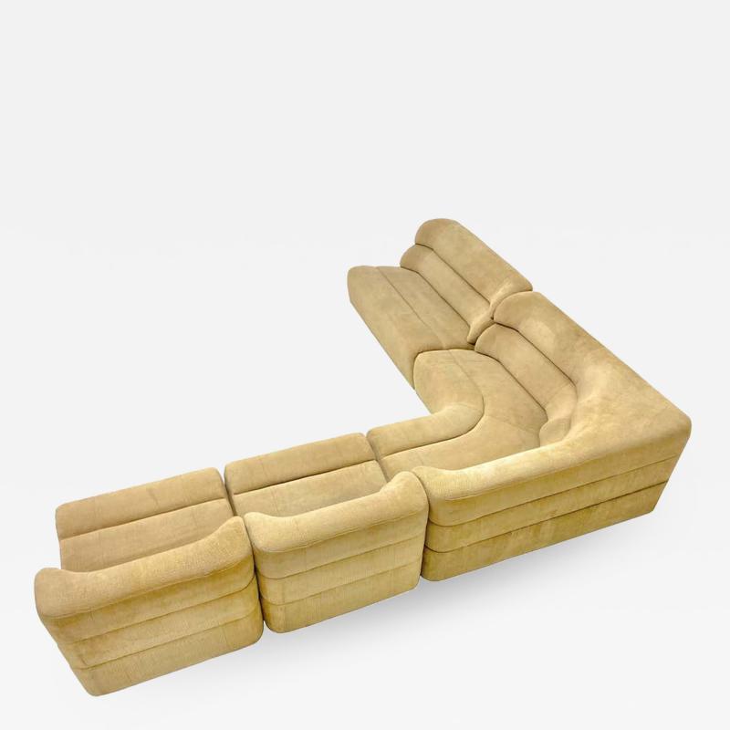 de Sede Terrazza Modular Sofa by Artima Switzerland 1970