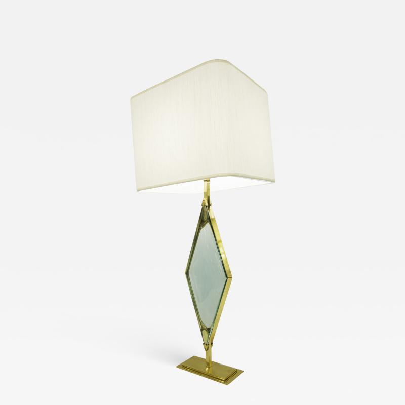 form A Doppio Rombo Table Lamp