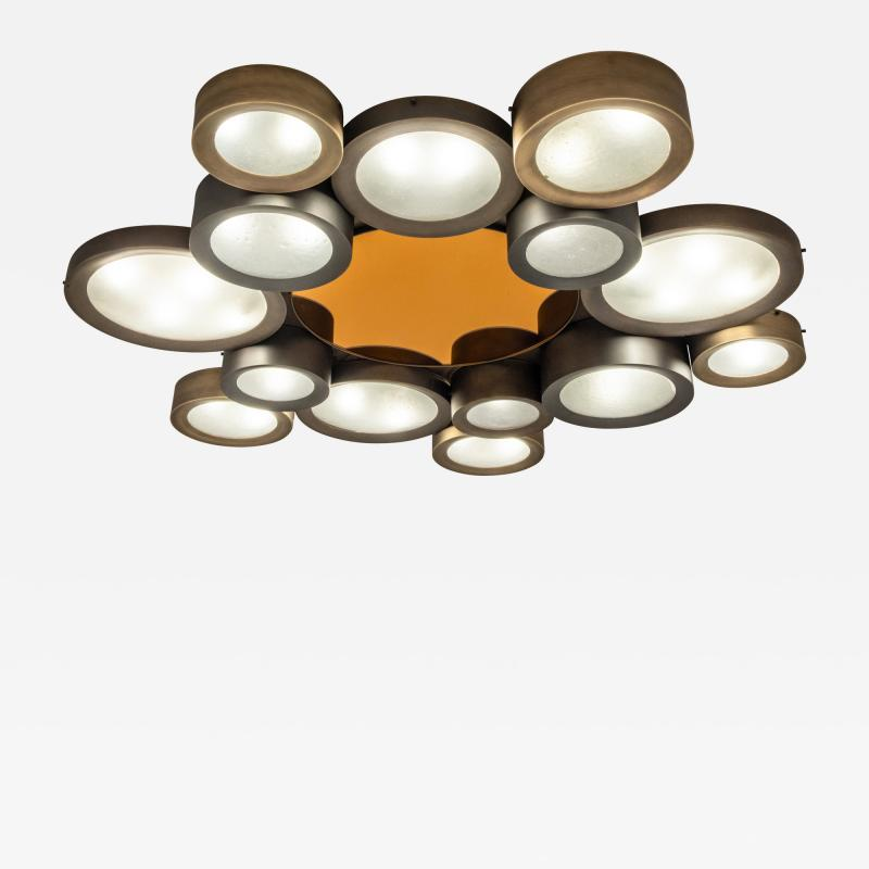 form A Helios Ceiling Light by form A