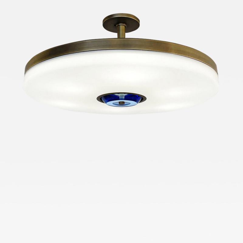 form A Iris Ceiling Light