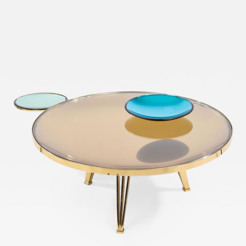 form A Riflesso Coffee Tables Set of Three