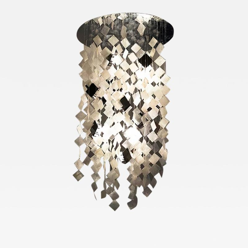 nea studio Solar Chandelier White