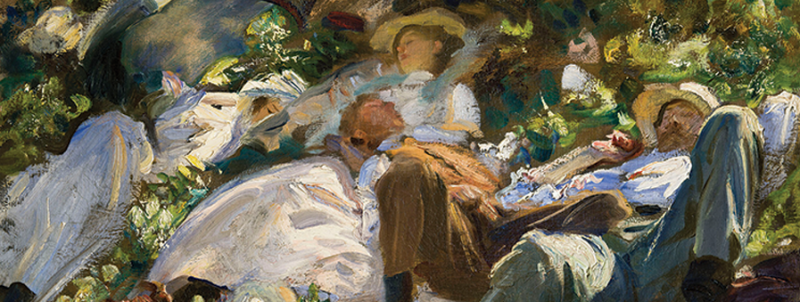 John Singer Sargent: Portraits of Artists and Friends