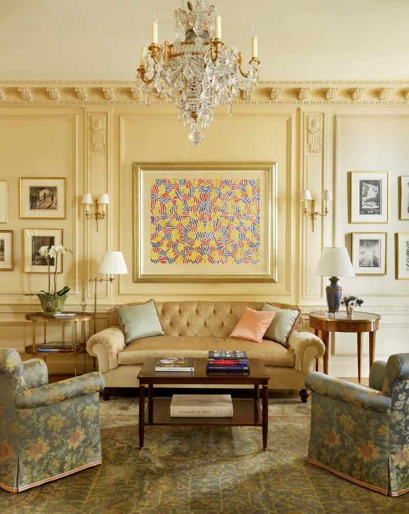 An Apartment in the French Taste on Fifth Avenue