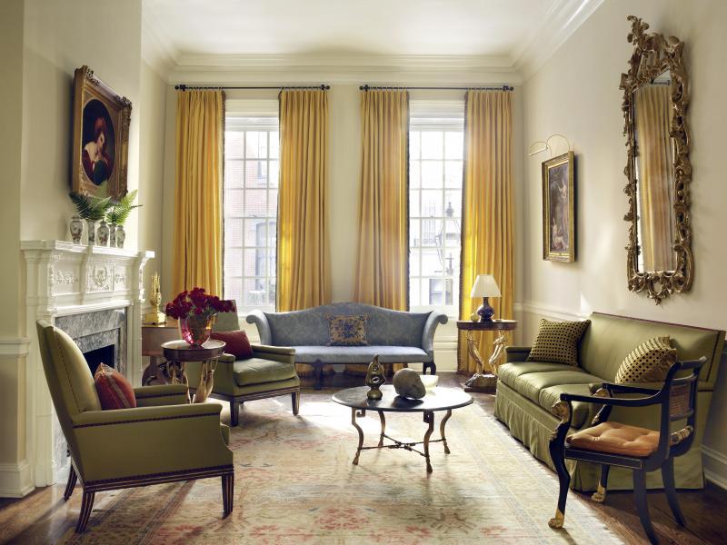 Rittenhouse Square Townhouse: Jayne Design Studio
