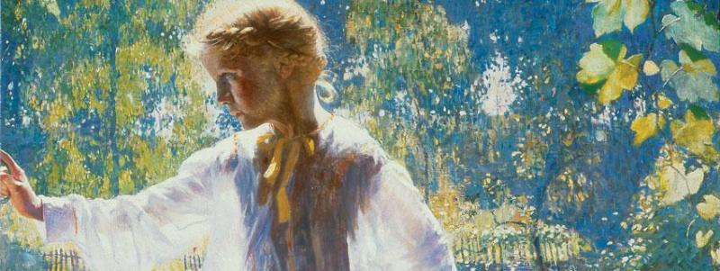 Daniel Garber Romantic Realist Incollect