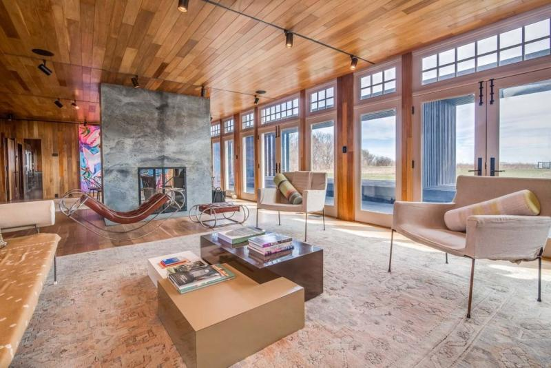 Luxury Real Estate: A Mega-Dealer's Waterfront Retreat & The David Adler-Designed Morton Salt Estate