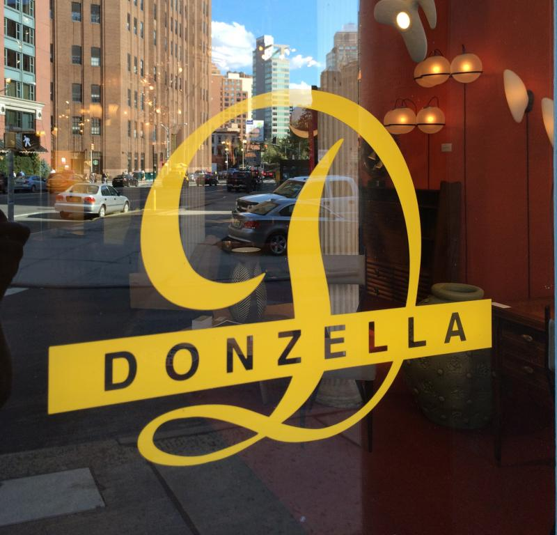 Cocktails with Incollect at Donzella