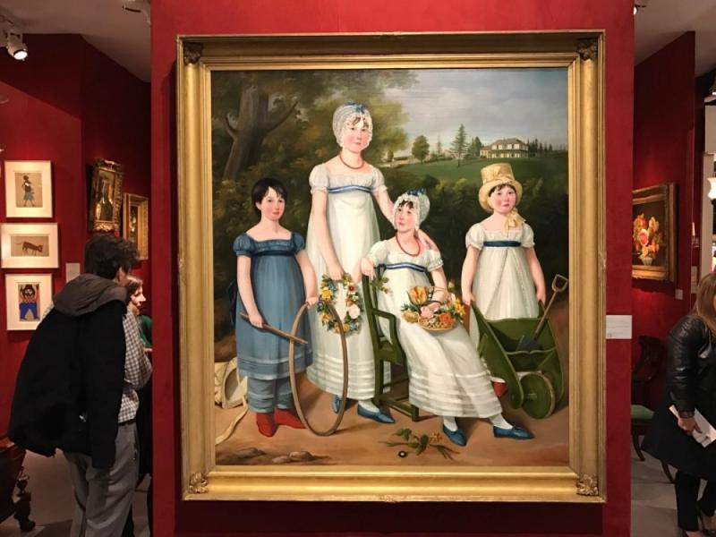 Winter Antiques Show 2017- Part 1