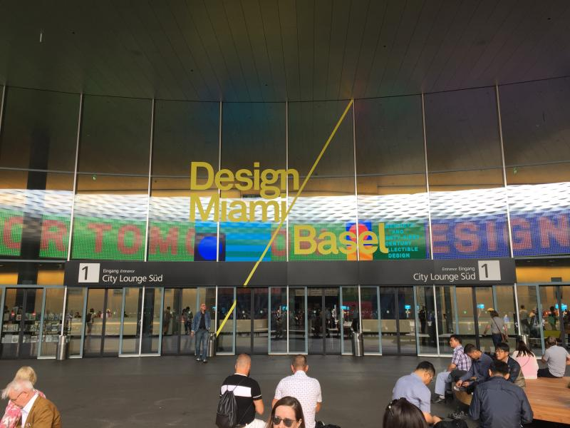 Design Miami/Basel 2017