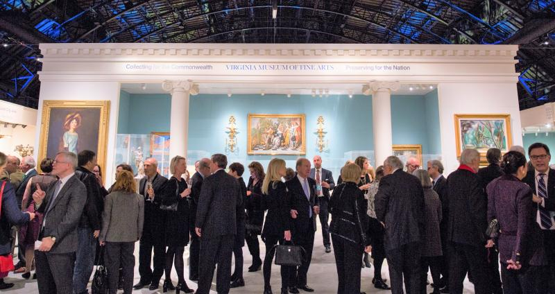 Incollect Sponsors the Winter Antiques Show