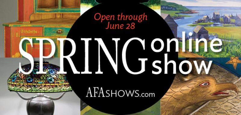 AFA Shows Spring Online Show Open Now