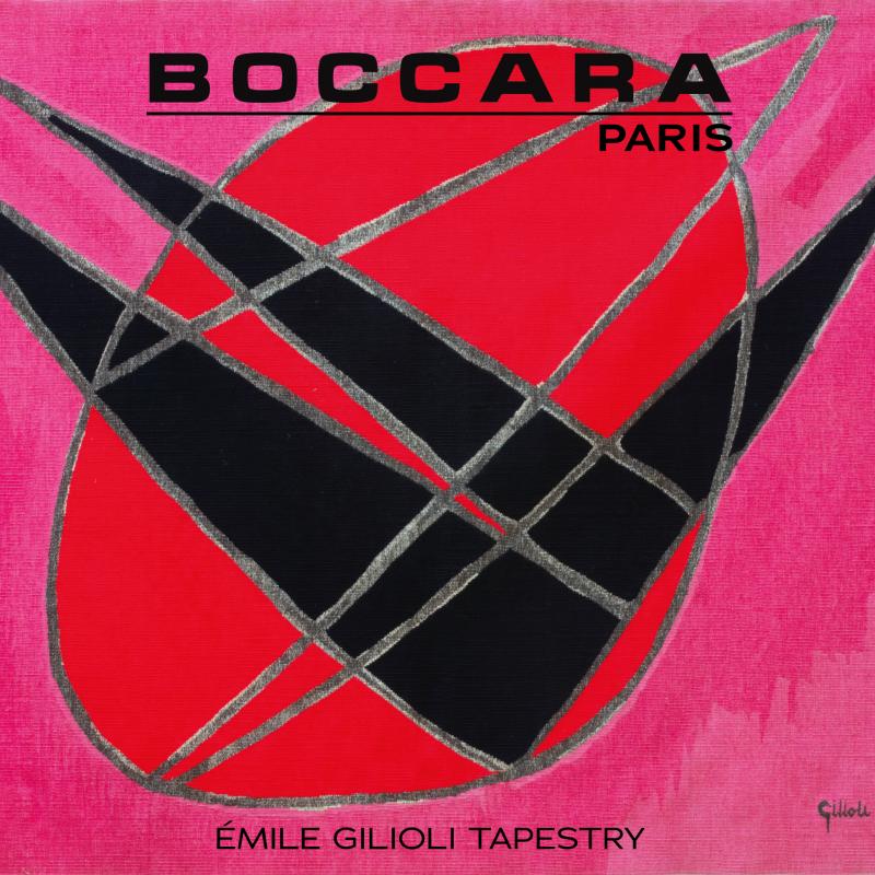 Boccara Gallery - New Rug Collection - Emile Gilioli