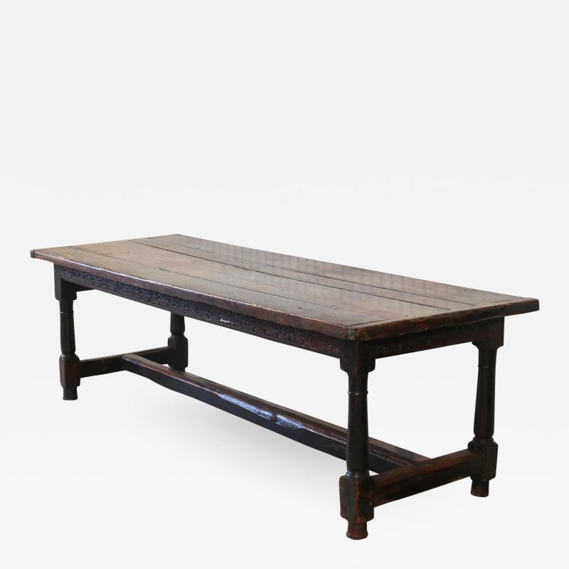 17th Century English or Welsh Refectory Table