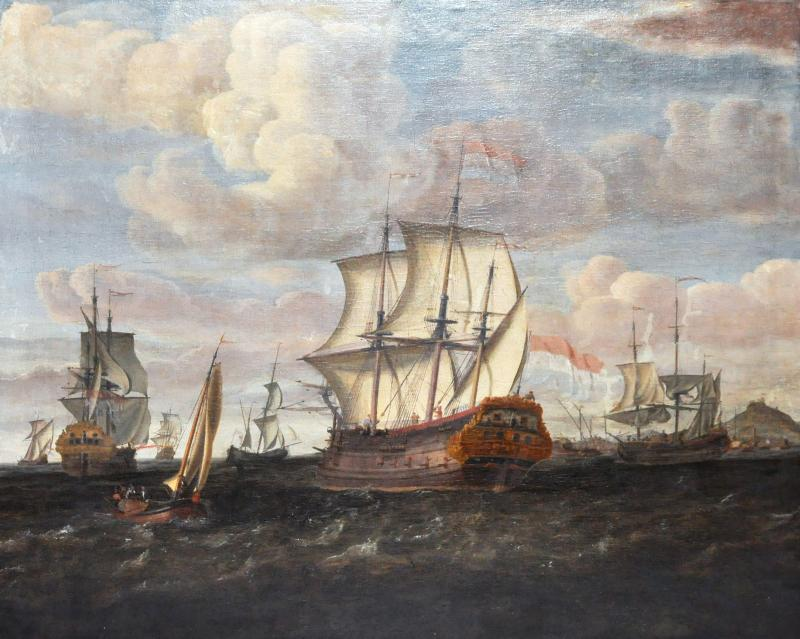 18th Century Continental Europe Painting