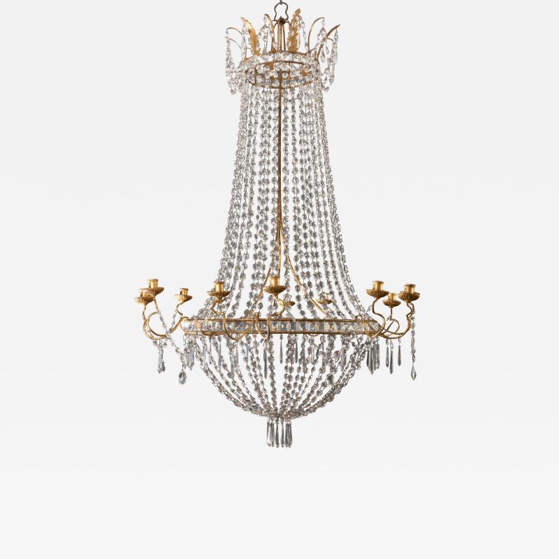 18th century italian chandelier