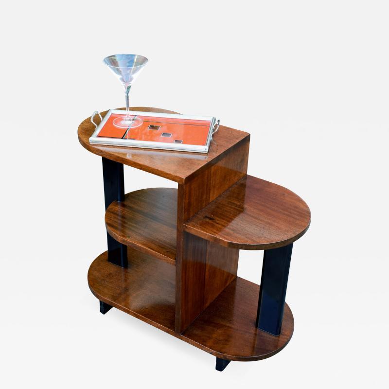 1930s Art Deco Modernist Table