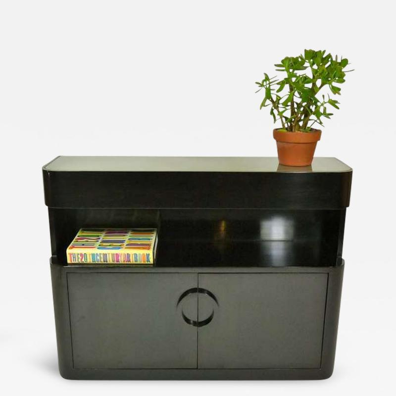 1940s Console Table