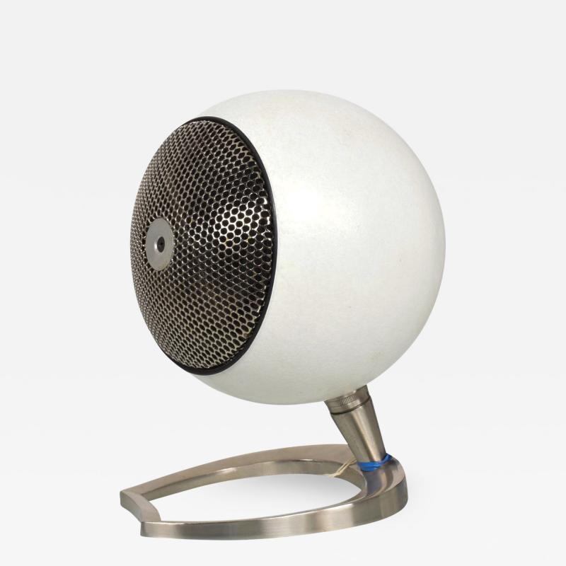 1960s Space Age MAXIMUS Round Sound Machine Hi Fi Speaker Mod Vintage
