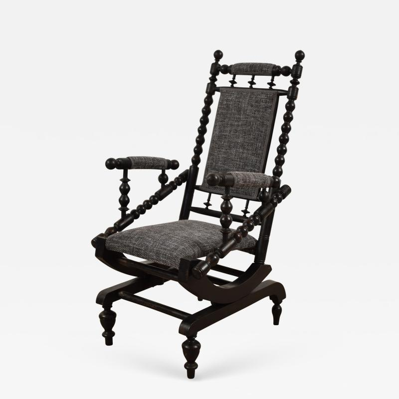 19th Century American Rocking Chair