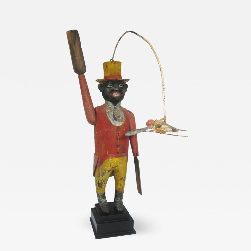 19th Century Bee Man Whirligig