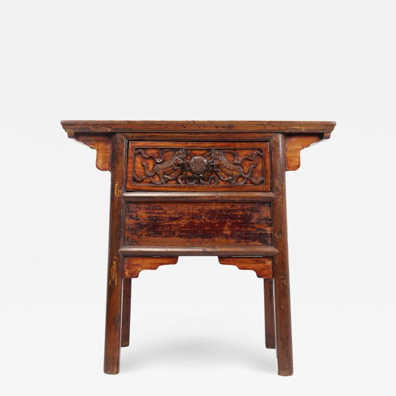 19th Century Chinese Console Side Table