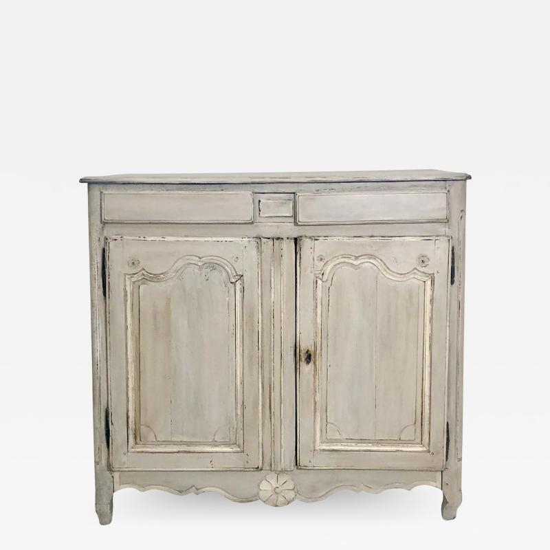 19th Century Painted Buffet Italy