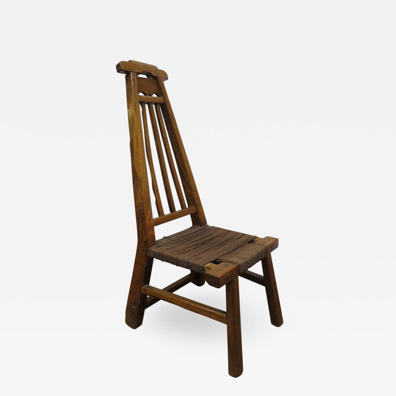 19th Century Primitive Chair