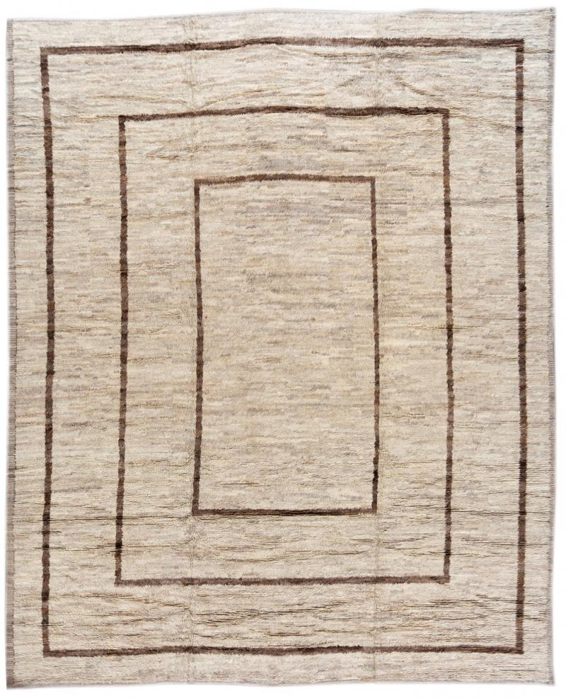 21st Century Contemporary Moroccan Oversize Wool Rug