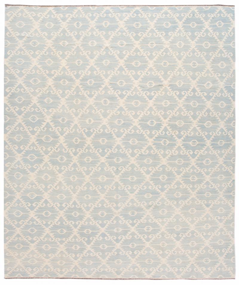 21st Century Modern Flatweave Kilim Wool Rug