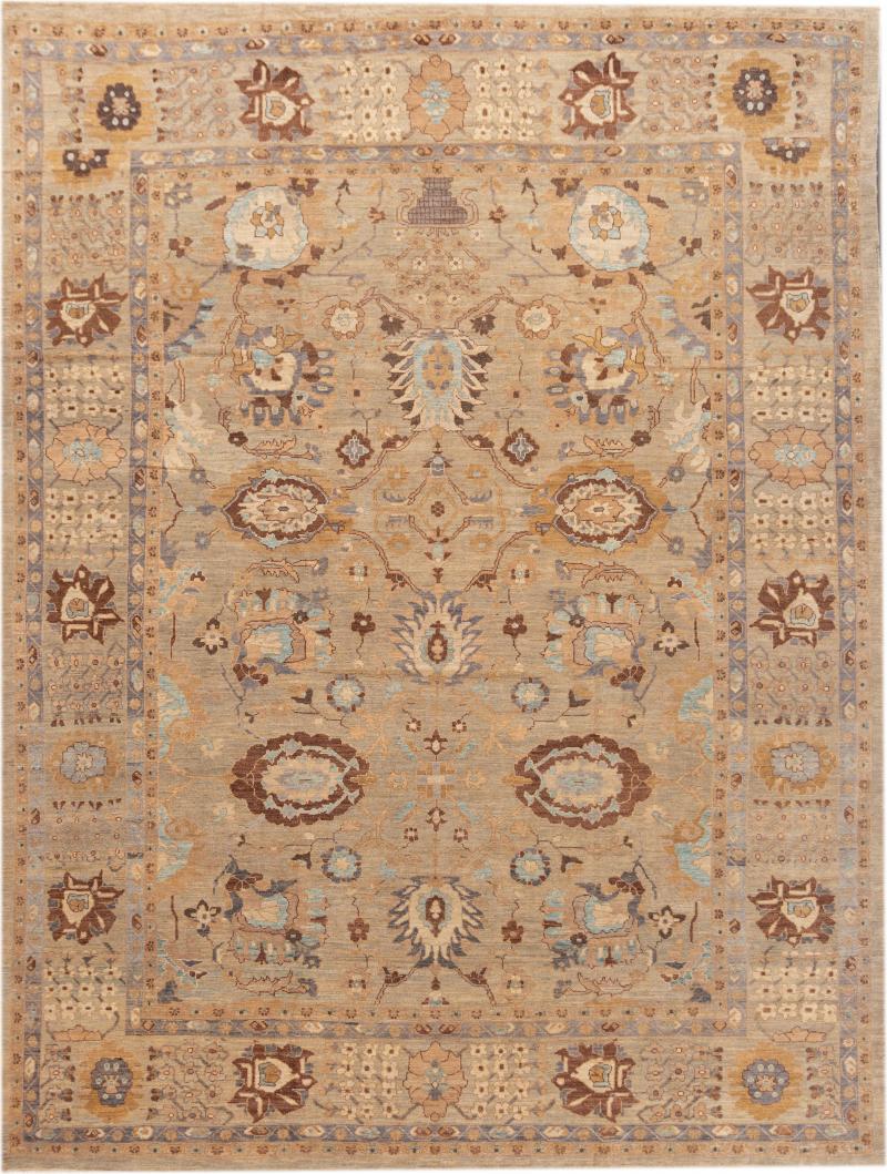 21st Century Modern Sultanabad Wool Rug
