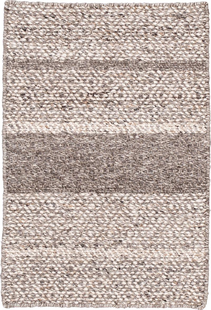 21st Century Modern Texture Wool Rug Customized