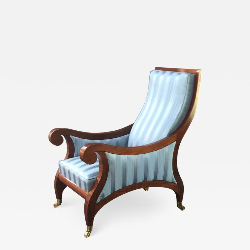 A Classical Easy Chair