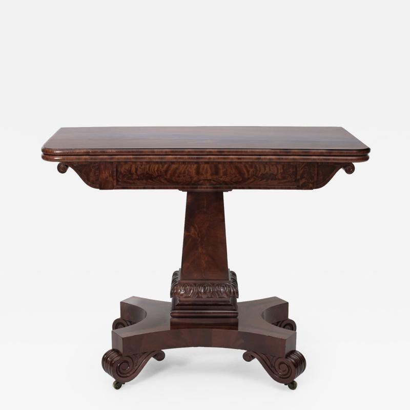 A Classical Games Table