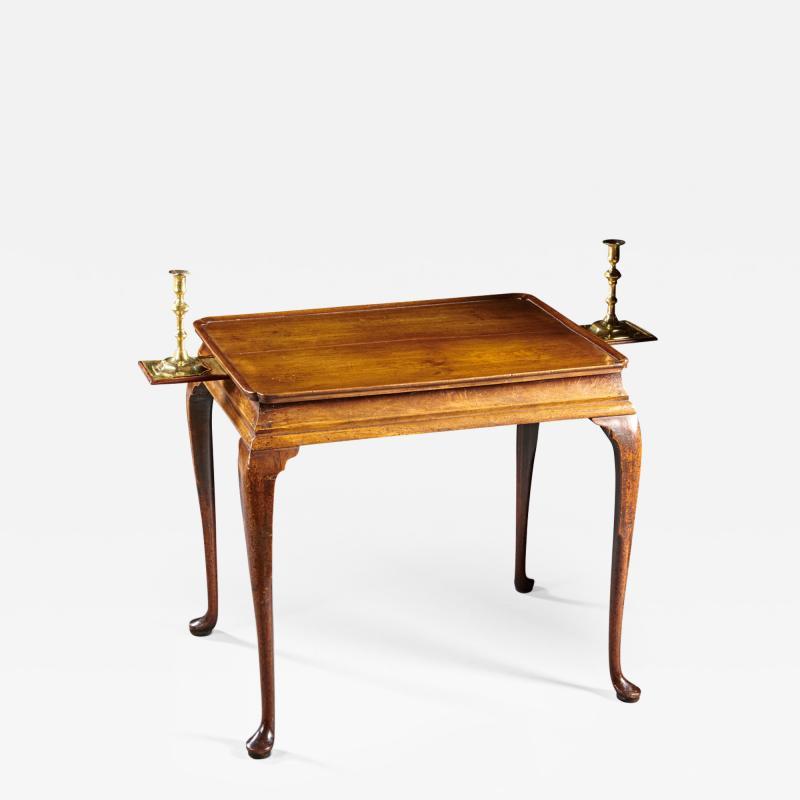 A Distinctive 18th Century English Tea Table