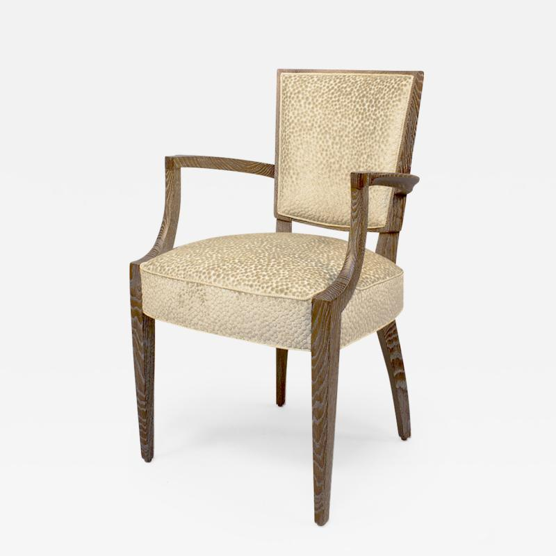 A French 40s Louis XVI Style Armchair