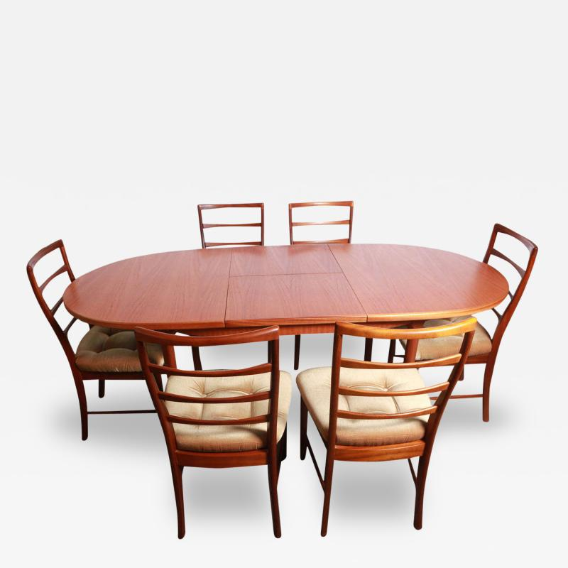 A H McIntosh A H McIntosh Dining Set