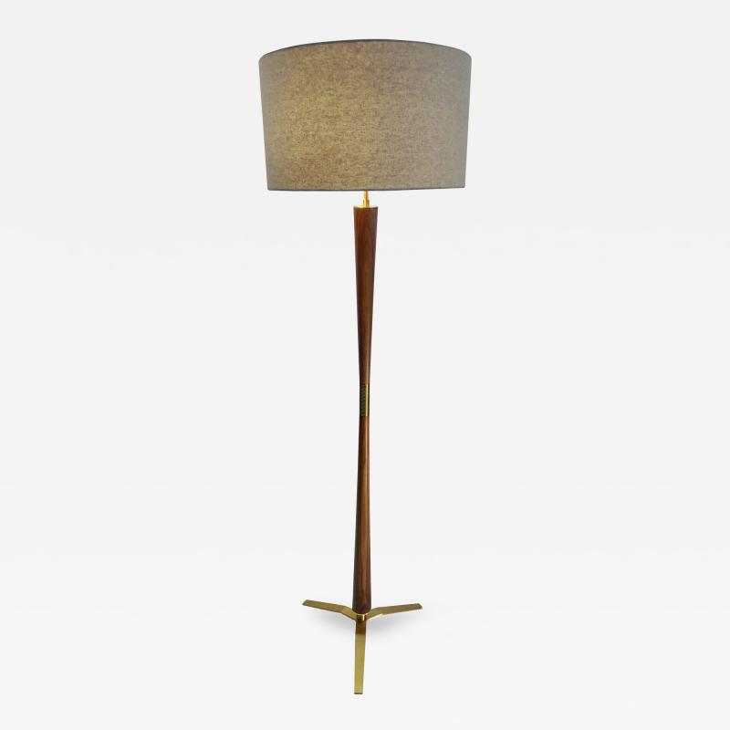 A Modernism Style base Floor Lamp
